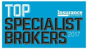 Top Specialist Broker Award