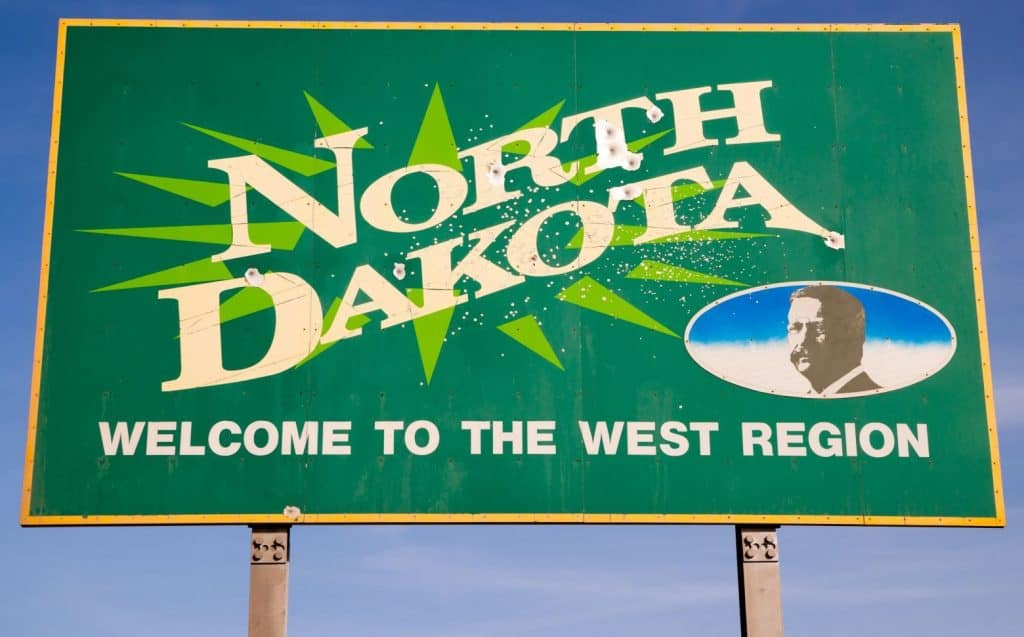 New Bond Amounts for North Dakota 1
